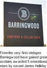 https://www.barringwood.com.au/ - Barringwood - Tasting Notes On Australian & New Zealand wines