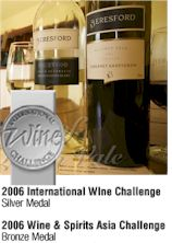 http://www.beresfordwines.com.au/ - Beresford - Tasting Notes On Australian & New Zealand wines