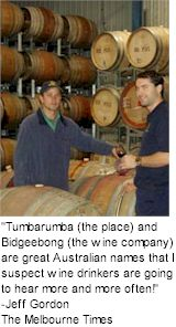 http://www.bidgeebong.com.au/ - Bidgeebong - Tasting Notes On Australian & New Zealand wines