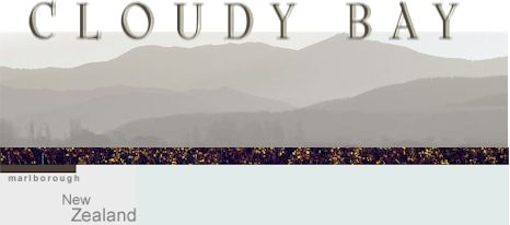 http://www.cloudybay.co.nz/ - Cloudy Bay - Tasting Notes On Australian & New Zealand wines
