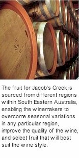 http://www.jacobscreek.com/ - Jacobs Creek - Tasting Notes On Australian & New Zealand wines
