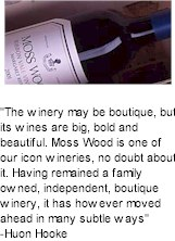 http://www.mosswood.com.au/ - Moss Wood - Tasting Notes On Australian & New Zealand wines