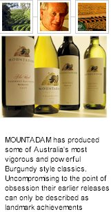 http://www.mountadam.com.au/ - Mountadam - Tasting Notes On Australian & New Zealand wines