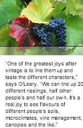 http://www.olearywalkerwines.com/ - OLeary Walker - Tasting Notes On Australian & New Zealand wines