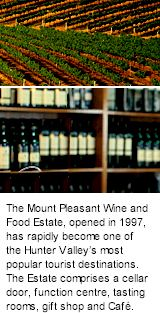 http://www.mountpleasantwines.com.au/ - Mount Pleasant - Tasting Notes On Australian & New Zealand wines