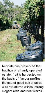 http://www.redgatewines.com.au/ - Redgate - Tasting Notes On Australian & New Zealand wines