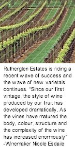 http://www.rutherglenestates.com.au/ - Rutherglen Estates - Tasting Notes On Australian & New Zealand wines