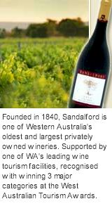 http://www.sandalford.com/ - Sandalford - Tasting Notes On Australian & New Zealand wines