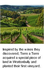 https://terreaterre.com.au/ - Terre a Terre - Tasting Notes On Australian & New Zealand wines