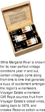 http://www.voyagerestate.com.au/ - Voyager Estate - Tasting Notes On Australian & New Zealand wines