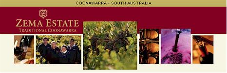 http://www.zema.com.au/ - Zema Estate - Tasting Notes On Australian & New Zealand wines