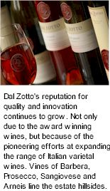 http://www.dalzottoestatewines.com.au/ - Dal Zotto Estate - Tasting Notes On Australian & New Zealand wines