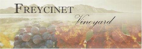 http://www.freycinetvineyard.com.au/ - Freycinet - Tasting Notes On Australian & New Zealand wines