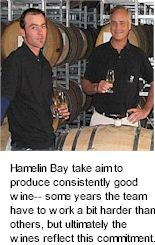 http://www.hbwines.com.au/ - Hamelin Bay - Tasting Notes On Australian & New Zealand wines