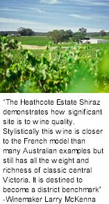 http://www.yabbylake.com/ - Heathcote Estate - Tasting Notes On Australian & New Zealand wines