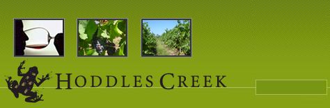 http://www.hoddlescreekestate.com.au/ - Hoddles Creek - Tasting Notes On Australian & New Zealand wines