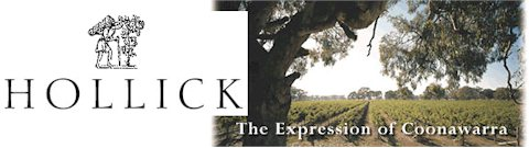 http://www.hollick.com/ - Hollick - Tasting Notes On Australian & New Zealand wines