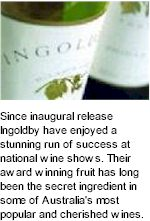 http://www.ingoldby.com.au/ - Ingoldby - Tasting Notes On Australian & New Zealand wines