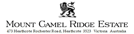 http://mountcamelridge.com/ - Mount Camel Ridge - Tasting Notes On Australian & New Zealand wines
