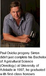 http://www.santewines.com.au/brands/paul-osicka/ - Paul Osicka - Tasting Notes On Australian & New Zealand wines