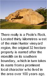http://www.poolesrock.com.au/ - Pooles Rock - Tasting Notes On Australian & New Zealand wines