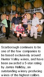 http://www.scarboroughwine.com.au/ - Scarborough - Tasting Notes On Australian & New Zealand wines