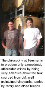 http://www.teusner.com.au/ - Teusner - Tasting Notes On Australian & New Zealand wines
