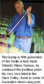 http://www.timgrampwines.com.au/ - Tim Gramp - Tasting Notes On Australian & New Zealand wines
