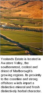 http://www.yealandsestate.co.nz/ - Yealands Estate - Tasting Notes On Australian & New Zealand wines