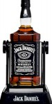 Jack Daniels Black Label Tennessee 1750ml Cradle - Buy online