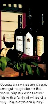 http://www.majellawines.com.au/ - Majella - Tasting Notes On Australian & New Zealand wines