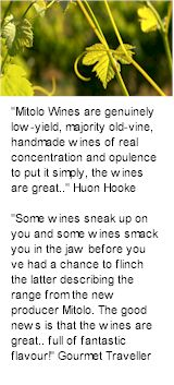 http://www.mitolowines.com.au/ - Mitolo - Tasting Notes On Australian & New Zealand wines
