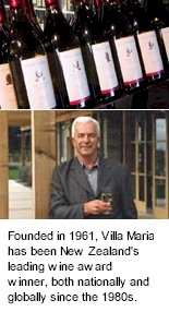 http://www.villamaria.co.nz/ - Villa Maria - Tasting Notes On Australian & New Zealand wines