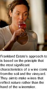 http://www.franklandestate.com.au/ - Frankland Estate - Tasting Notes On Australian & New Zealand wines