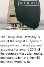 http://www.hardys.com.au/ - Hardys - Tasting Notes On Australian & New Zealand wines