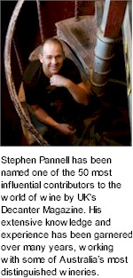 http://www.pannell.com.au/ - SC Pannell - Tasting Notes On Australian & New Zealand wines